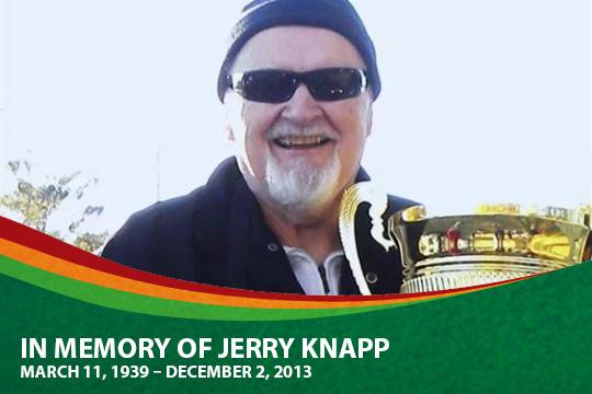 1 Jerry Knapp